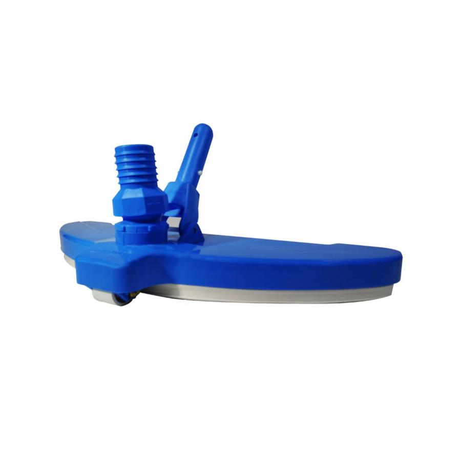 Aspirador de piscina 3 rodas sodramar 49cm solargil for Aspirador de piscina