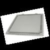 tampa de alumínio 110