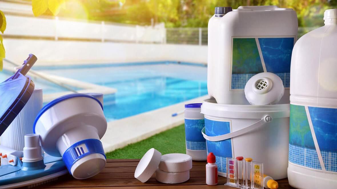 Produtos químicos para piscina: cuidados e segurança 2