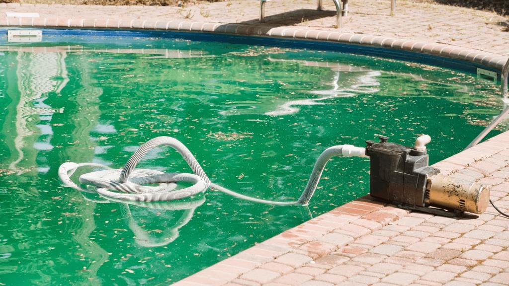 Bomba de piscina externa vale a pena? 1